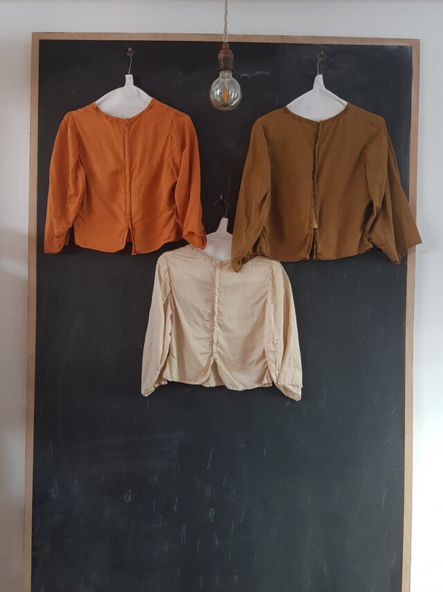 cooper blouses hanging